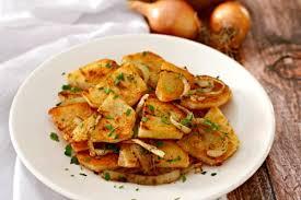 cuisine lyonnaise lyonnaise potatoes tasty after and easy recipes