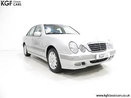 used 2000 mercedes benz e class e240 elegance for sale in
