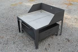 Oliver Table Saw by Oyster Cooker By Bulls Bay Oyster Roasts With Fire Pit Designed By