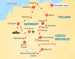 highlights of germany classic escorted tours archers holidays