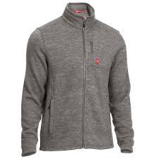 sport bike jacket ems men u0027s roundtrip trek full zip fleece jacket eastern