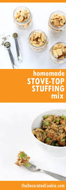 version of instant stove top for thanksgiving