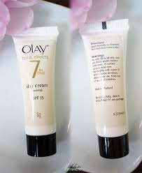Krim Olay Total Effect olay total effect day for normal spf 15 silver treasure