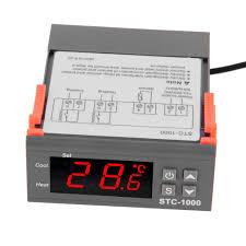 2017 new temperature all purpose stc 1000 digital controller