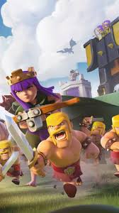 clash of clans wallpapers images 720x1280 video game clash of clans wallpaper id 685037