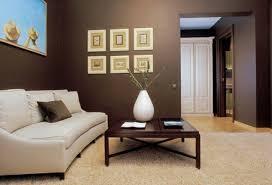 wandfarbe wohnzimmer beispiele wandfarbe braun 31 wohnzimmer ideen