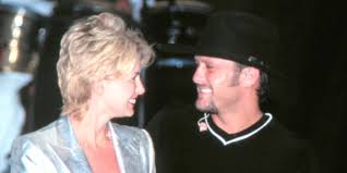 tim mcgraw faith hill wedding anniversary country music stars