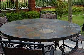 Mosaic Patio Furniture Appealing Mosaic Tile Patio Table 421 Best Images About Mosaic