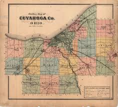 Map Of Northeast Ohio by Cuyahoga County Ohio Familypedia Fandom Powered By Wikia
