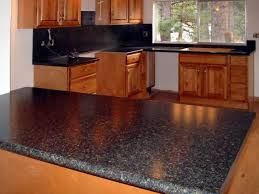 black countertop with black sink kitchen countertops granite countertops with dark cabinets kitchen