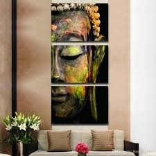 wall arts buddha wall art metal online cheap buddha oil painting