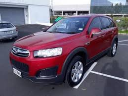wine ls for sale holden captiva suv 7 ls 2 4p 7 seater auto wine red 2015 for sale
