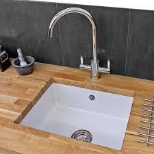 ceramic undermount kitchen sinks reginox mataro 1 bowl ceramic undermount kitchen sink 5tc