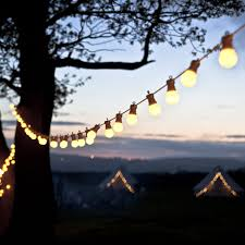 Location Guirlande Lumineuse by 20 Warm White Led Connectable Festoon Party Lights On White Cable