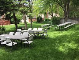 picnic table rental mr picnic