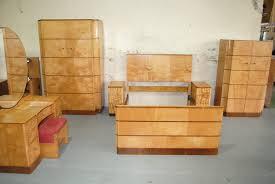 Art Deco Bedroom Suite Cloud  Art Deco Furniture Sales - Art deco bedroom furniture for sale uk