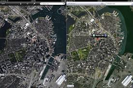 Google Maps Boston by Apple U0027s 3d Maps Look Much Better Than Google U0027s