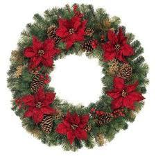 christmas wreaths christmas wreaths christmas wreaths garland the home depot