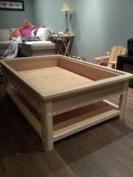 Plans For Building A Wooden Coffee Table by 25 Best Train Table Ideas On Pinterest Lego Table With Storage