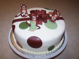 little monkey baby shower cake beth ann u0027s