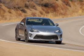 toyota sports car 2017 toyota 86 first drive review automobile magazine