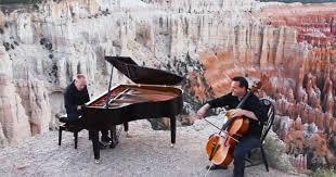 the piano guys strike a chord cbs news