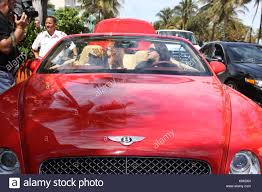 bentley red convertible friends in red convertible stock photos u0026 friends in red