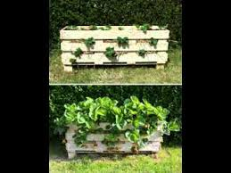cool vertical strawberry planter ideas youtube