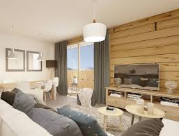 new build apartment morzine