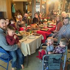 how was thanksgiving grow wild my child november 2015