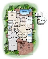 florida style house plans plan 55 182 luxamcc