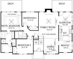 house designs plans extraordinary split foyer design 2006ga architectural designs