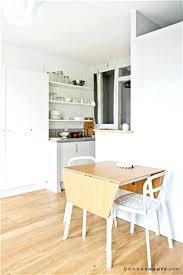 decoration salon cuisine deco noir et blanc banquette cuisine moderne banquette salle a