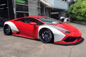 Lamborghini Huracan Wide Body - the liberty walk lamborghini huracan is coming along nicely