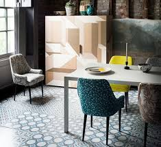 tile in dining room 10 patterned floor tiles design and installation tips flooring