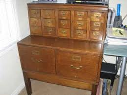 library card catalogs for sale volume i all the card catalogs