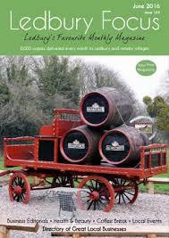 siege cing car occasion ledbury focus june 2016 by betty ambury issuu