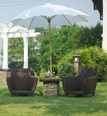 outdoor table umbrella and stand making table of patio umbrella stand home decor by reisa