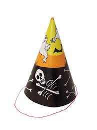 halloween hats wholesale joblot of 100 sets of halloween party hats and party horns