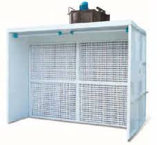 spray booth extractor fan spray booths