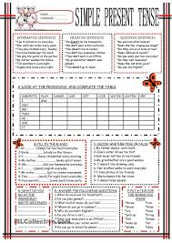 25 best past simple images on pinterest printable worksheets