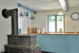 30 blue kitchen designs to wow and inspire