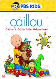 caillou collection 6pc dvd ellen david graeme jokic sofie