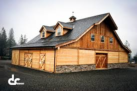 timber frame large with shed this custom timber framed barn