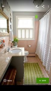 Pink And Brown Bathroom Ideas Colors How To Tone Down Or Play Up Pink Vintage Bathroom Tile