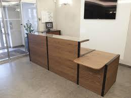 Plywood Reception Desk Designer Reception Desk