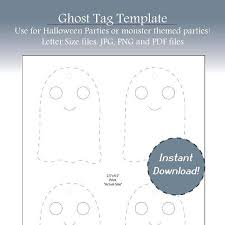 blank label template tags fall tags ghost label template blank ghost