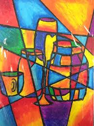 cubism colours cubism still nat gets nifty