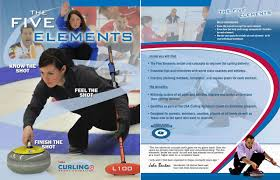 usa curling manual and branding klingenmaier design