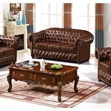 Genuine Leather Sofa Sets Shop Modern Leather Sofa Set On Wanelo